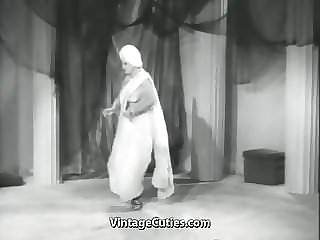 Vintage public disgrace video