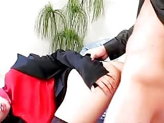 Retro CFNM porn movies